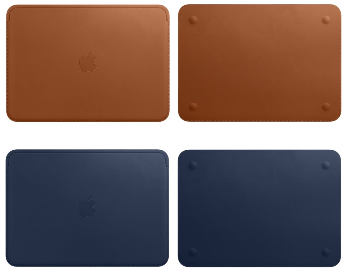 Macbook 12 Inch Leather Sleeve 2