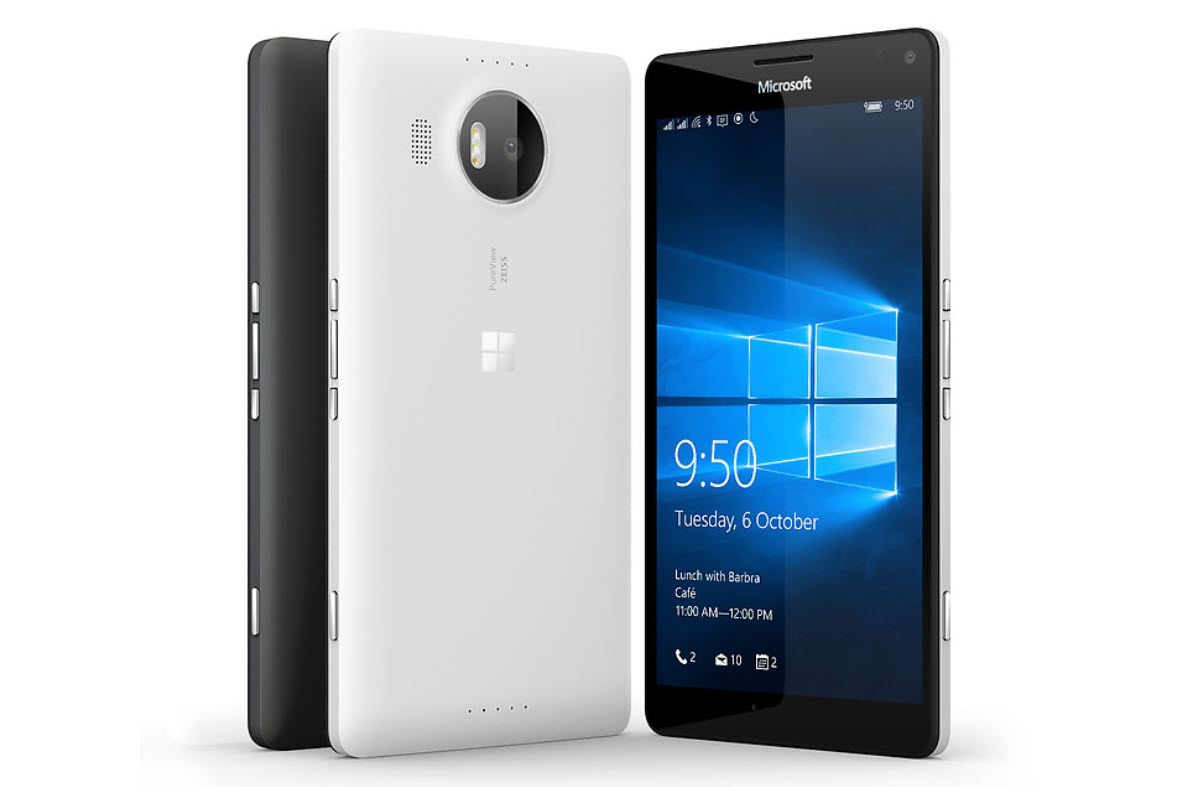 Windows Phone 10 1