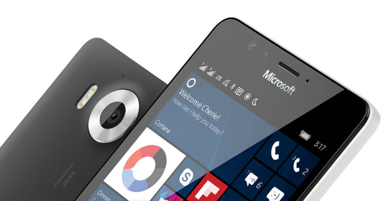 Windows Phone 10 Cover