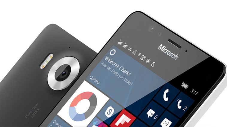 Windows Phone 10 Cover