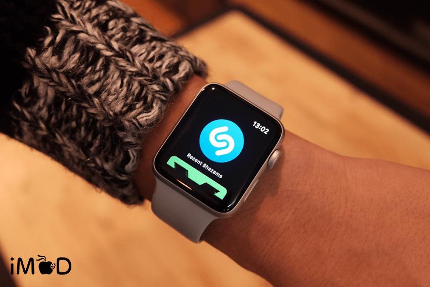 Apple Watch Serie 3 Gps And Shazam 15