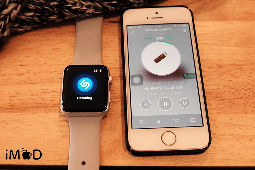 Apple Watch Serie 3 Gps And Shazam 4