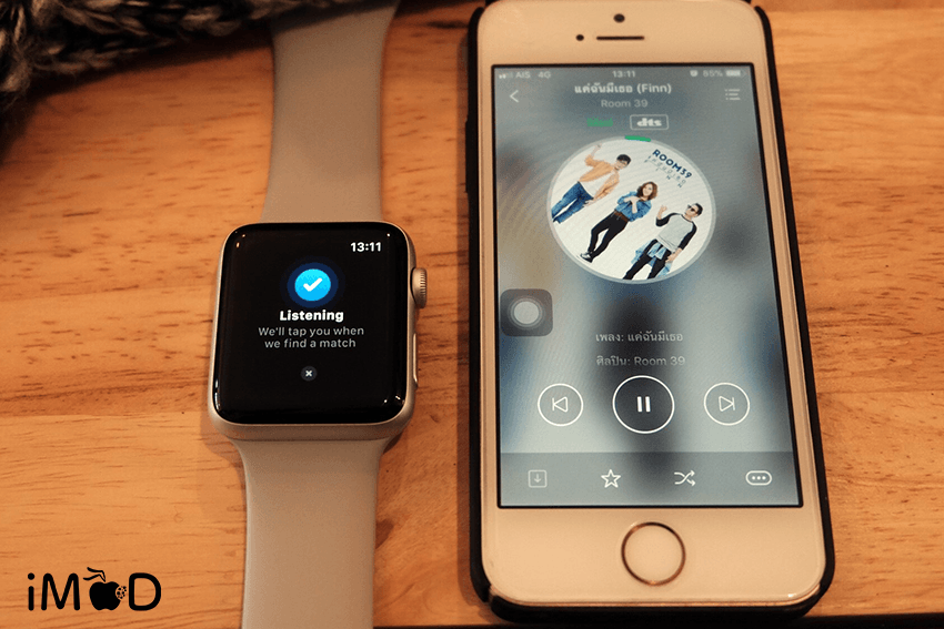 Apple Watch Serie 3 Gps And Shazam 6