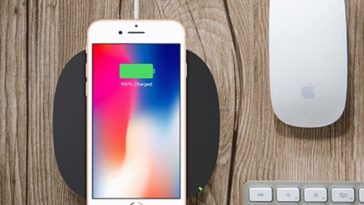 Belkin Boost Up Qi Wireless Charging Pad 5w Cover
