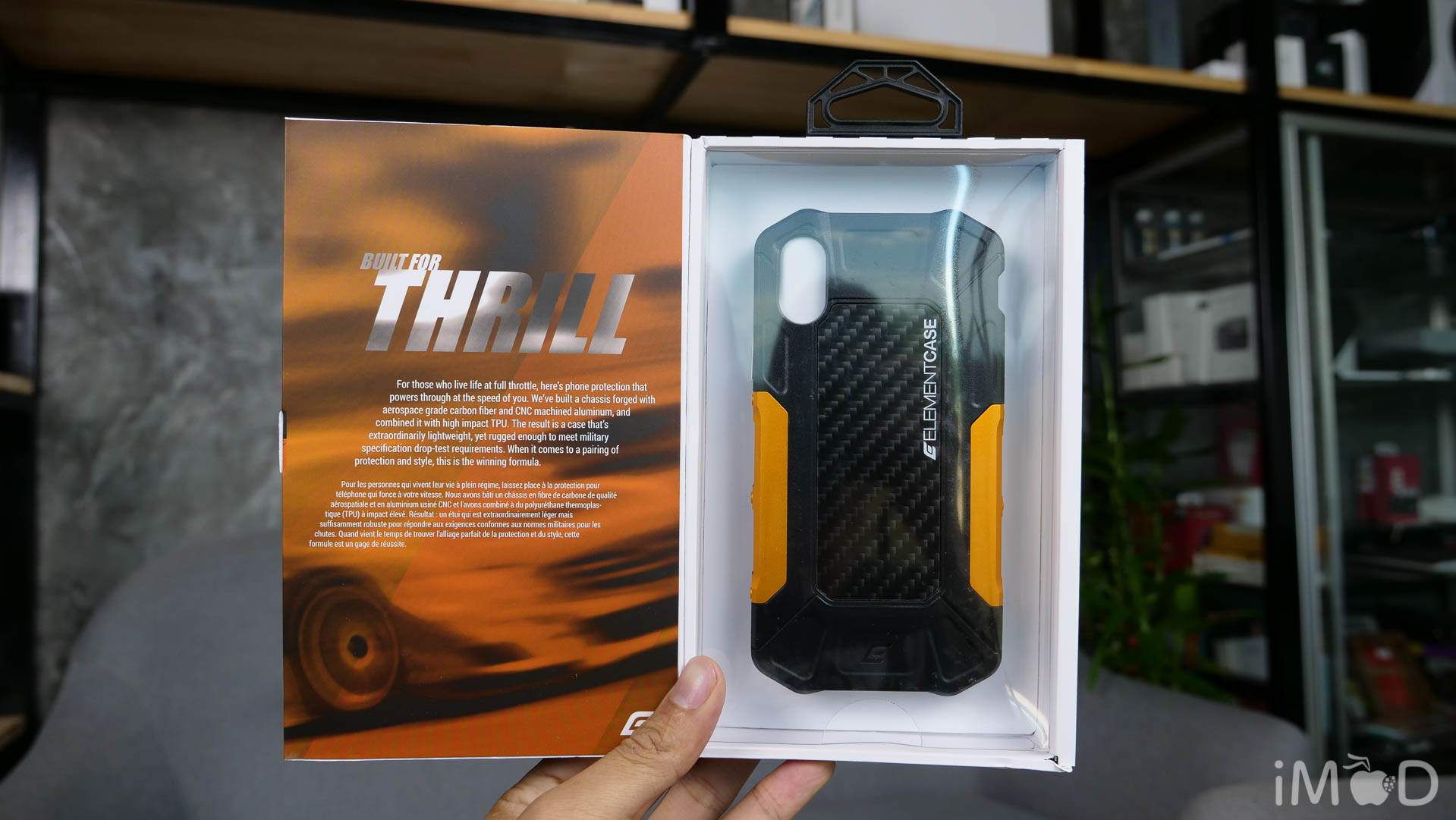 Element Case Iphone X 6678