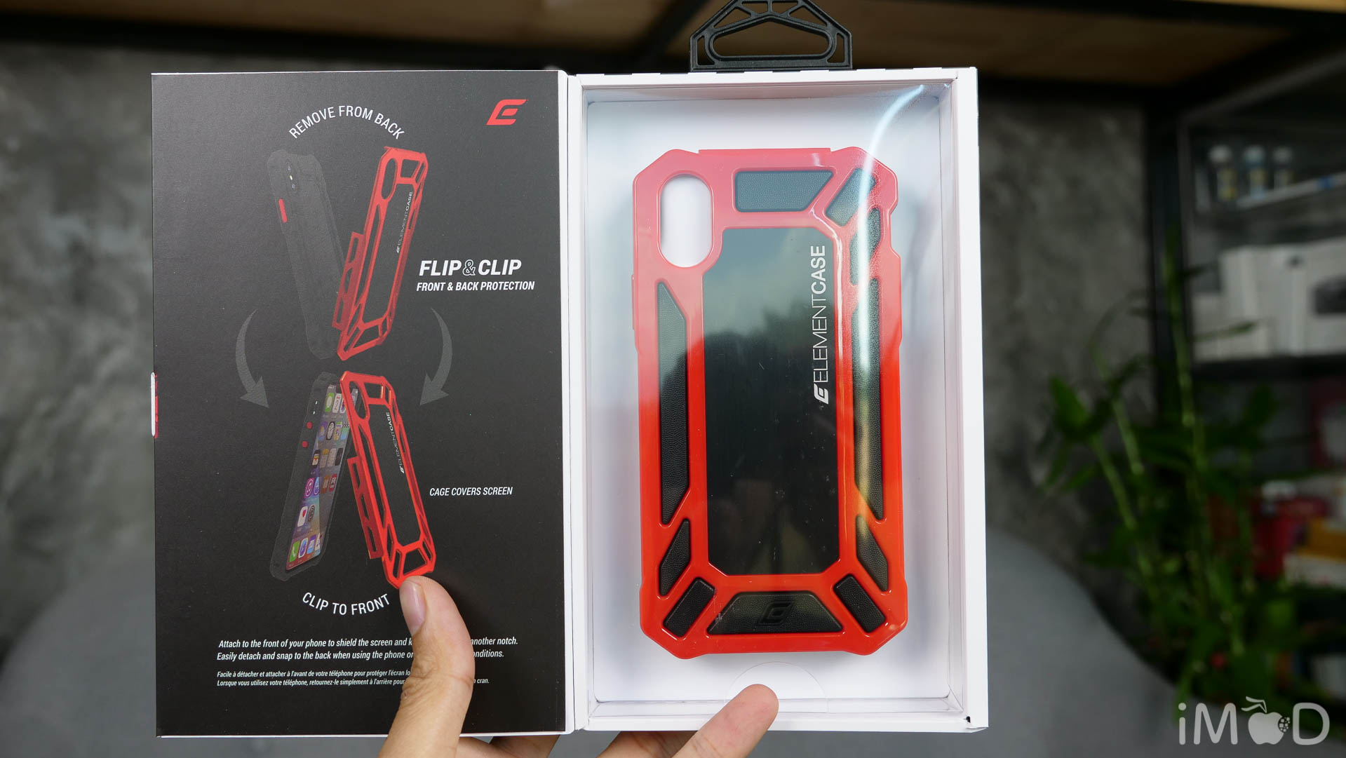 Element Case Iphone X 6735