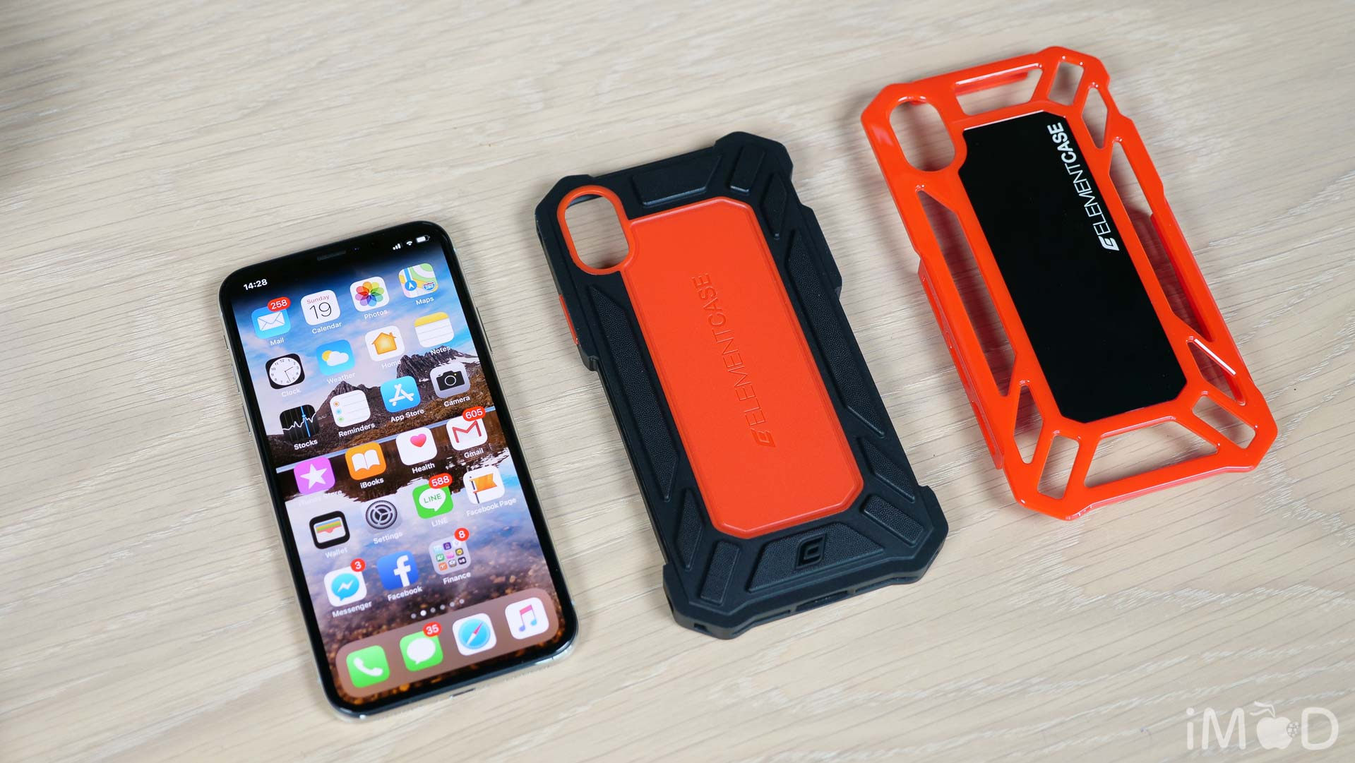Element Case Iphone X 6744