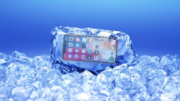 Freeze Phone X