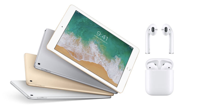 Airpods And Ipad Listed Cyber Monday
