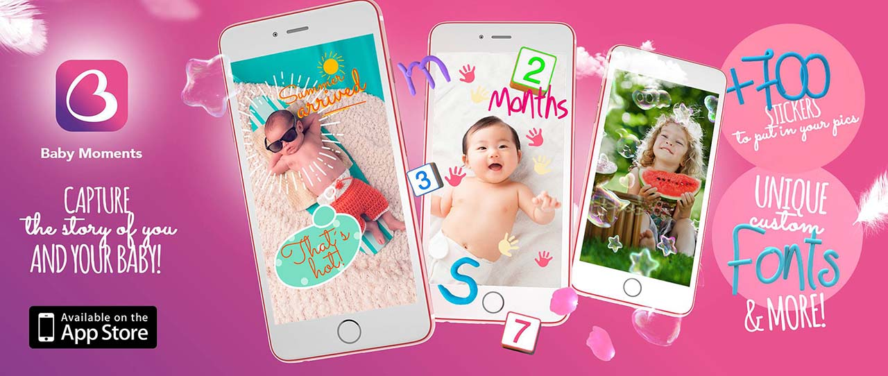 App Babymoments Cover