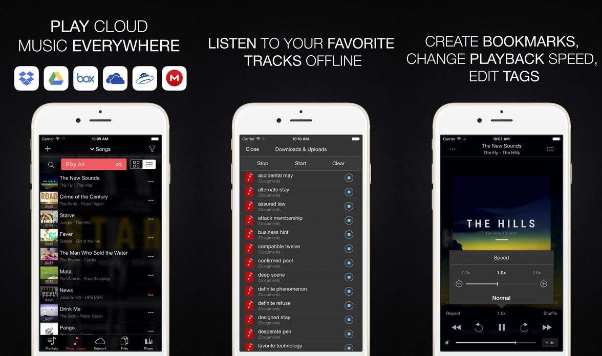 App Evermusicpro Cover2