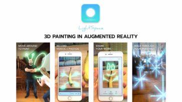 App Lightspace Cover