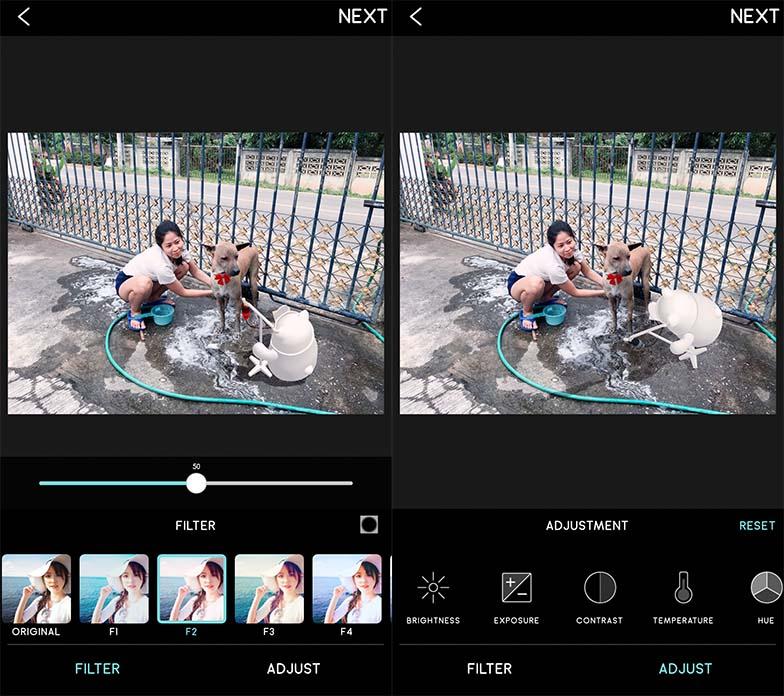 App Lungo Content4
