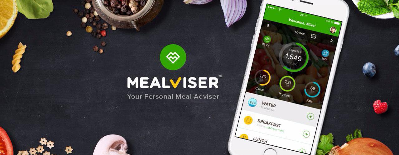 App Mealviser Cover