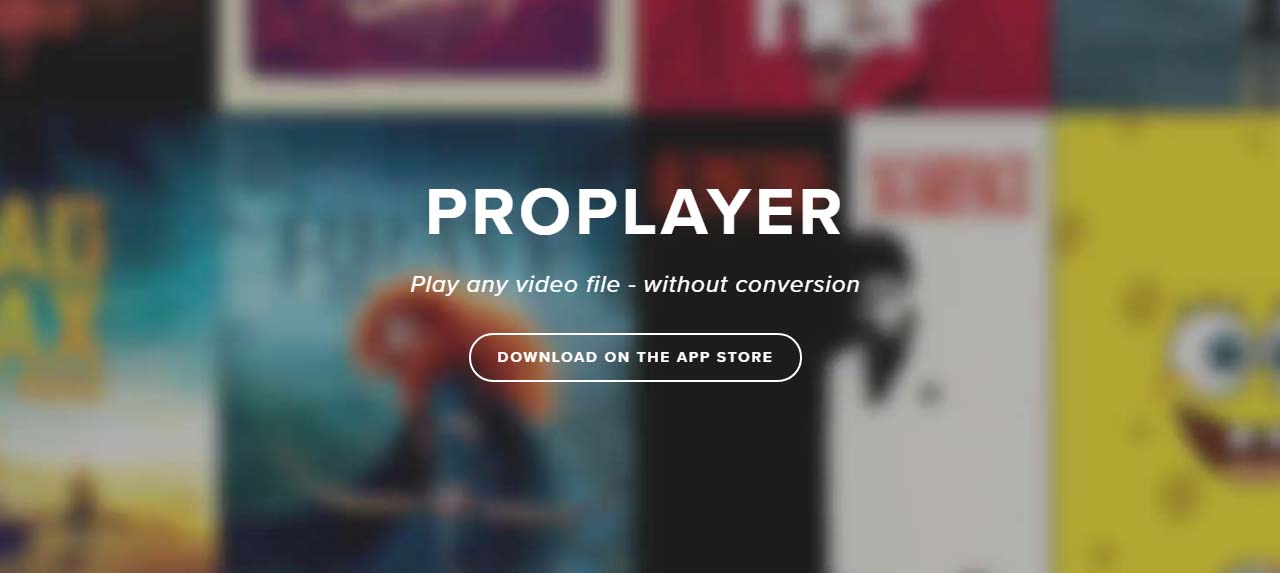 App Proplayer Cover