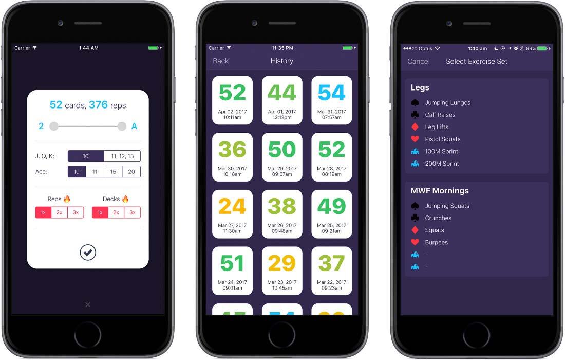 App Sweatdeck Content2