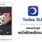 App Tadaaslr Cover