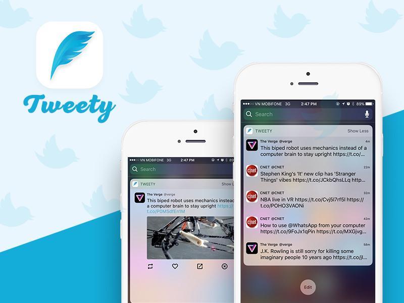 App Tweetypro Cover