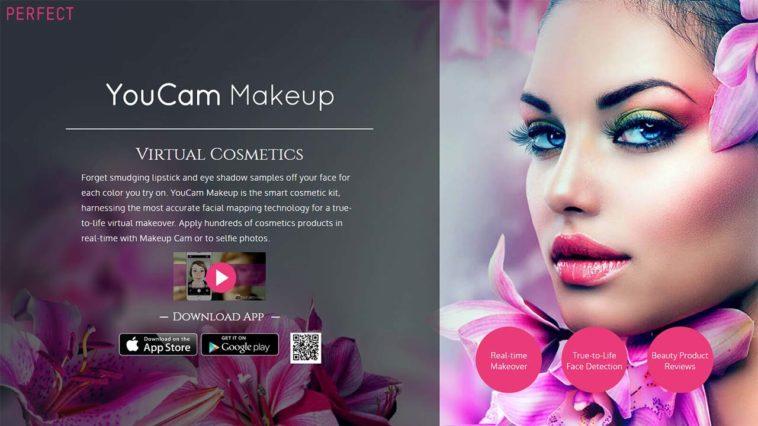 App Youcammakeup Cover