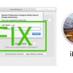Apple Fixes Root Password Bug Security Update