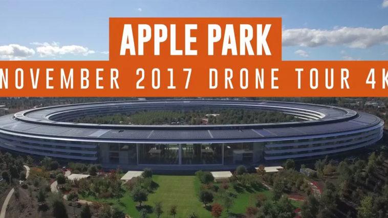 Apple Park Update Nov 2017