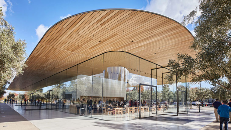 Apple Visitor Center Tour Cover