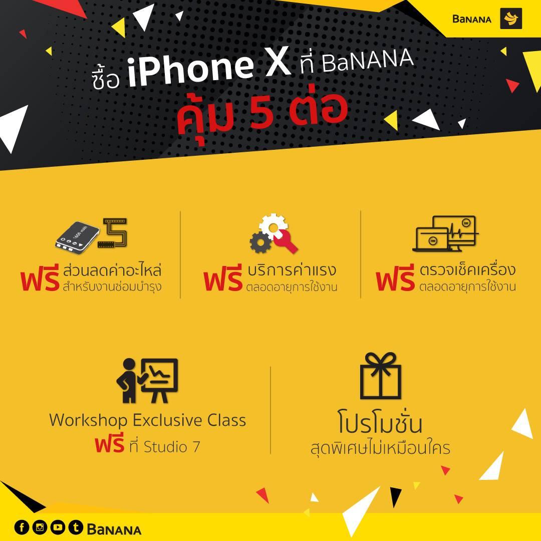 Buy Iphone X Banana It