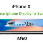 Displaymate Iphone X Display