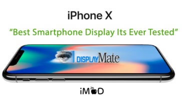 Displaymate Iphone X Display