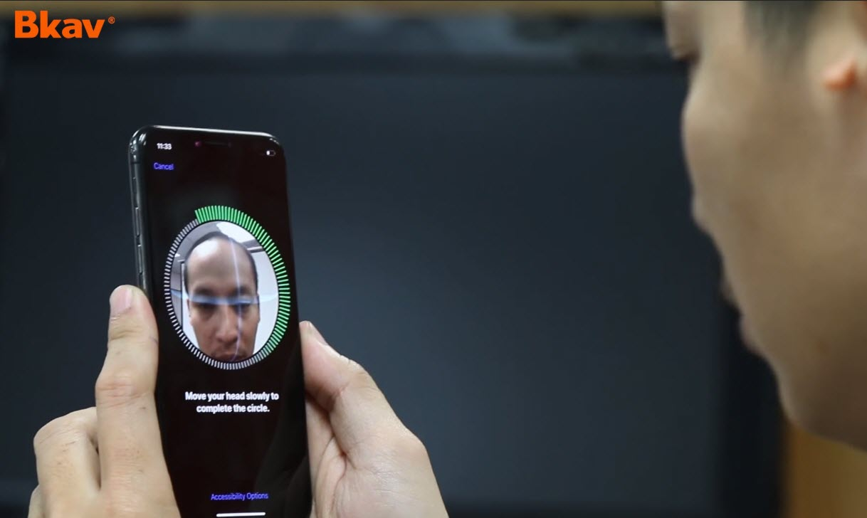 Face Id Tricked With Mask 2