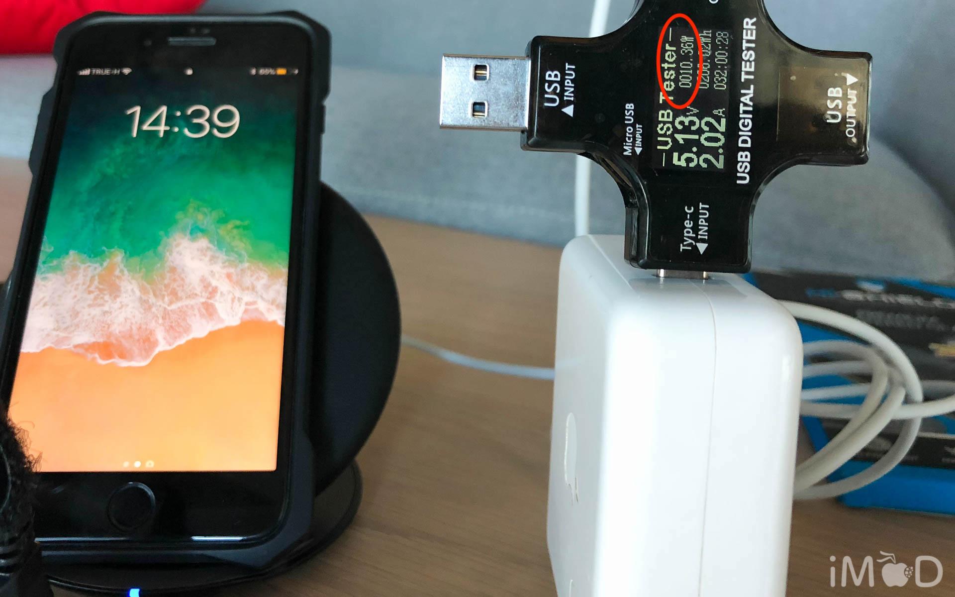 Fast Wireless Charging 0459