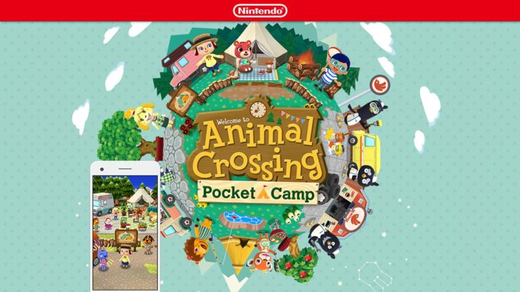 Game Animalcrossingpocketcamp Cover