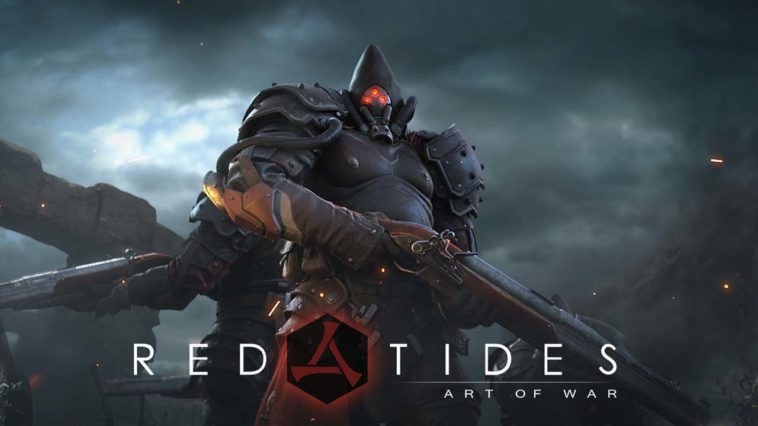 Game Artofwarredtides Cover