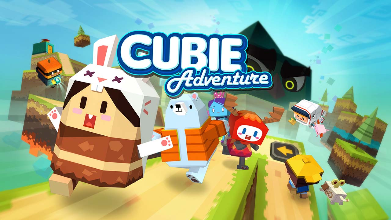 Game Cubieadventure Cover