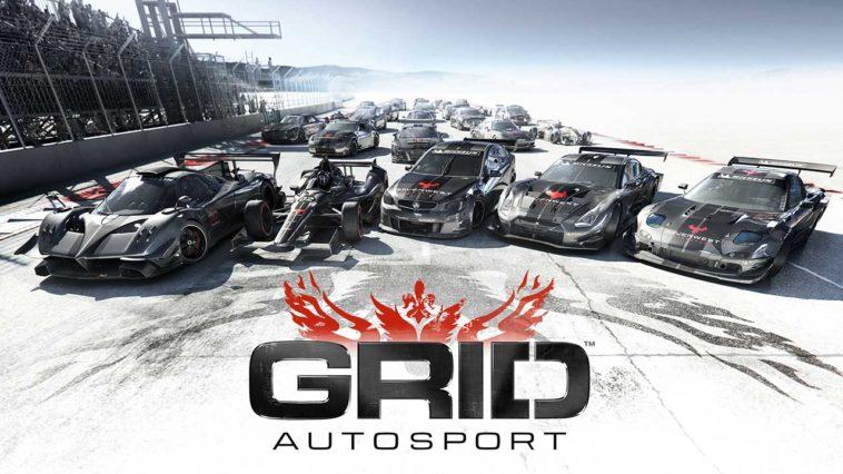 Game Gridautosport Cover