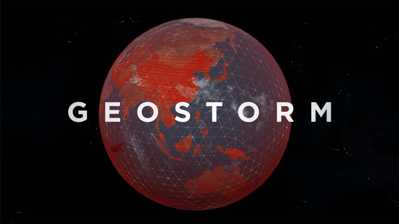 Game Geostorm Cover