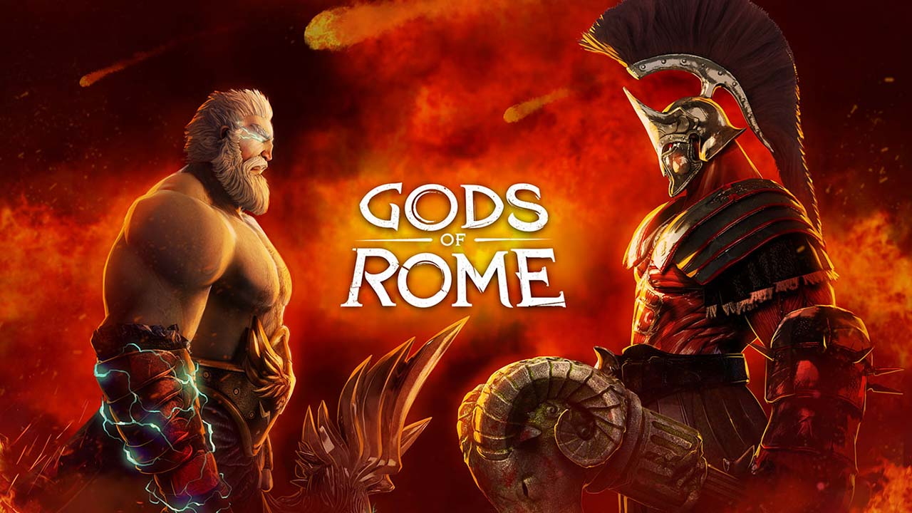 Game Godsofrome Cover
