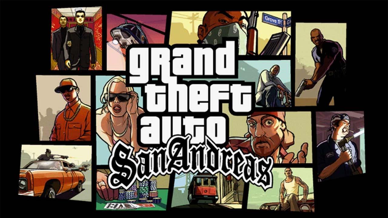 Game Grandtheftautosanandreas Cover