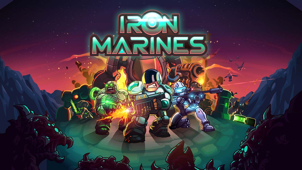 Game Ironmarines Cover