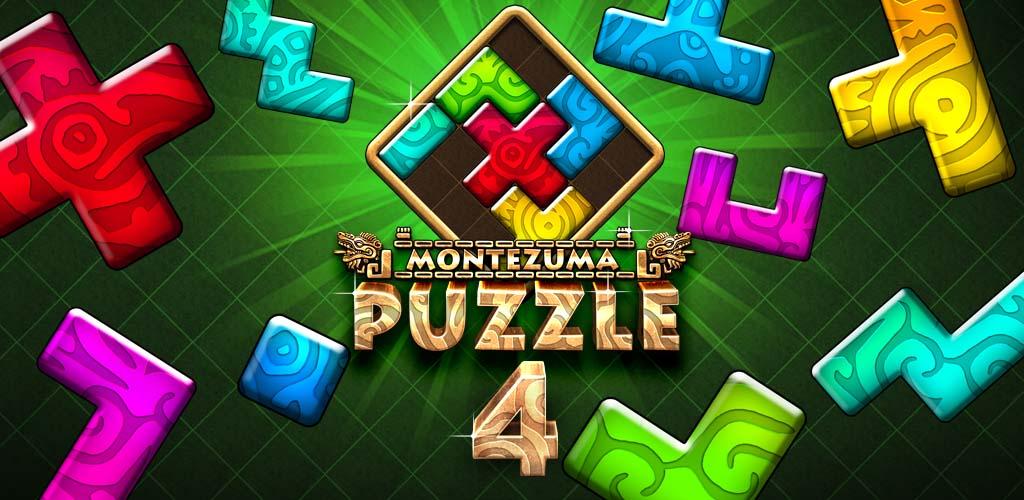 Game Montezumapuzzle4 Cover