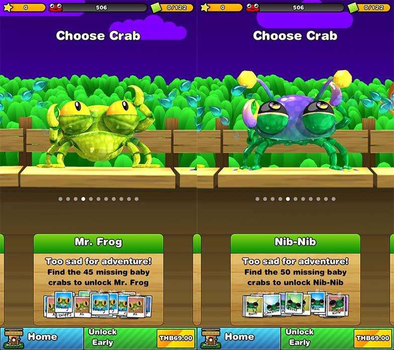 Game Mrcrab2 Content4