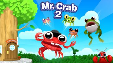 Game Mrcrab2 Cover