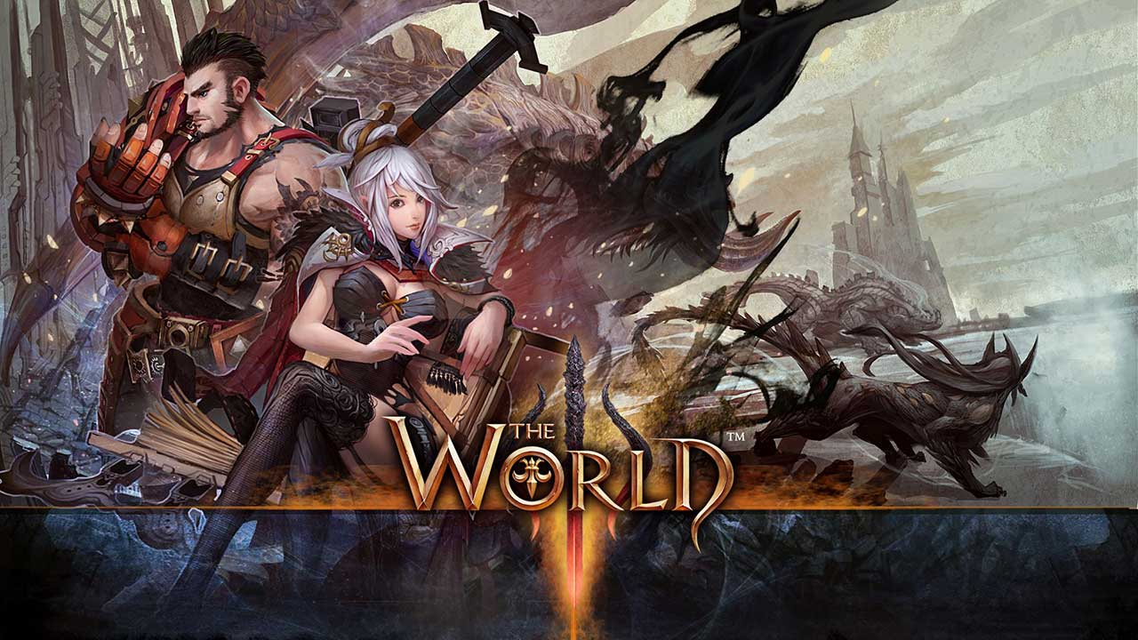 Game Theworld3 Cover