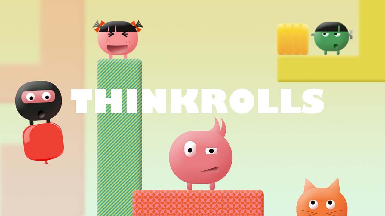 Game Thinkrolls Cover