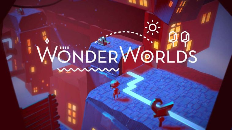 Game Wonderworlds Cover