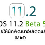 Ios 11 2 Beta 5