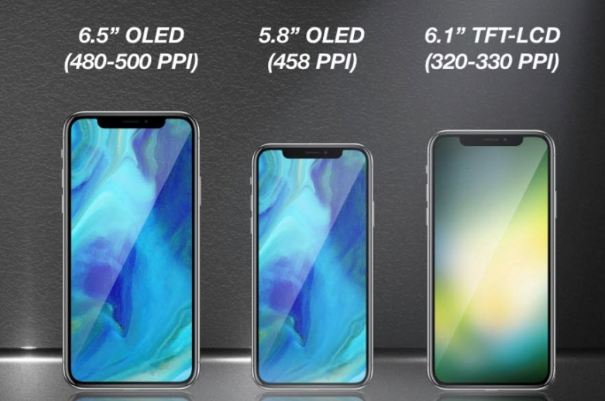 Iphone 2018 Oled Lcd 1