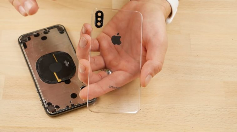 Iphone X Clear Back