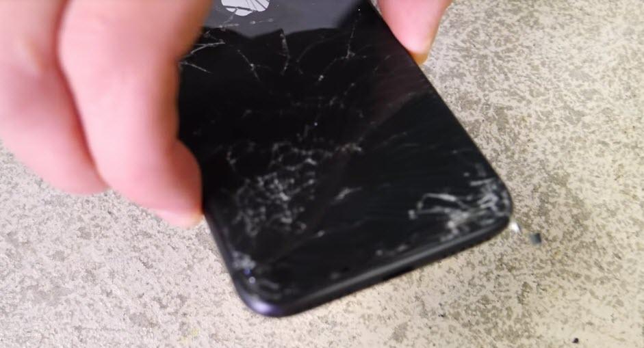 Iphone X Iphone 8 Drop Test 9