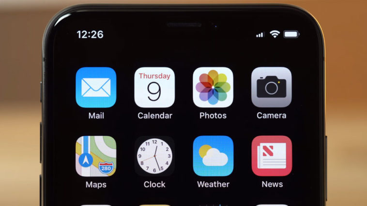 Iphone X Oled Darkmode Safe Battery Life Cover